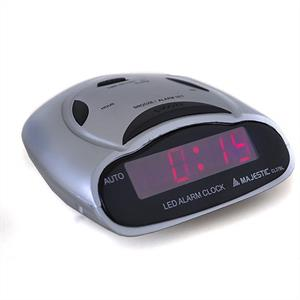 Majestic CL37 Compact Digital Alarm Clock: Click to enlarge image!