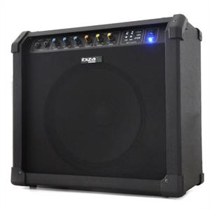 "Ibiza GT1030 Portable Guitar Amplifier USB 10"" Speaker: Click to enlarge image!"