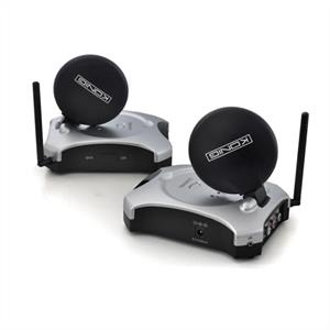 König Audio Video AV Sender Wireless Transmission System 5.8 GHz: Click to enlarge image!