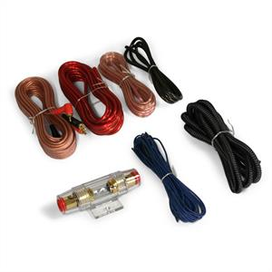 Car Wiring Kit - Car Hifi Cable: Click to enlarge image!