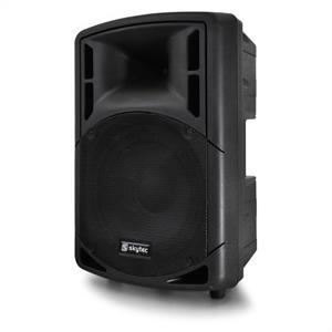"Skytec RC12 12"" PA Active Speaker Concert Monitor 300 Watts: Click to enlarge image!"