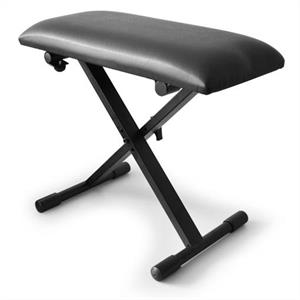 Keyboard Piano Seat / Stool - Height Adjustable: Click to enlarge image!