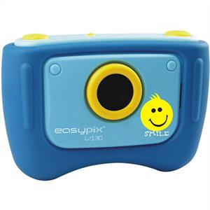 Easypix V130 Kids Digital Camera - Blue: Click to enlarge image!