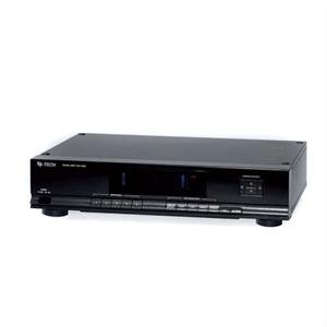 X4-Tech 1000 14-band Hifi Stereo Equalizer - Black: Click to enlarge image!