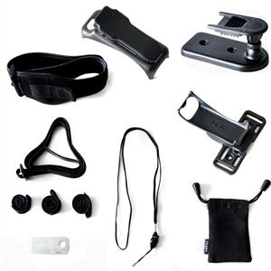 Veho Muvi Extreme Sports Pack for Mini Camcorders: Click to enlarge image!