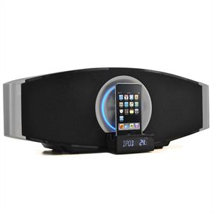 Majestic AH-96IC iPod Docking Station, 2x AUX Video Outputs: Click to enlarge image!