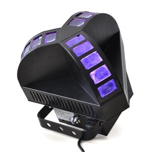 Koollight Aerlin LED DJ Disco Light Effect DMX RGB 15 Lens: Click to enlarge image!