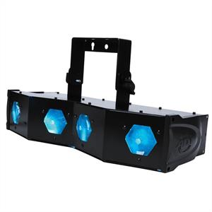 American DJ Majestic Moonflower LED Disco Light Effect DMX: Click to enlarge image!