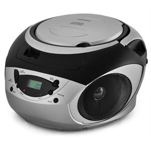Daewoo DCB-2256 Portable Hifi Stereo MP3 CD Player: Click to enlarge image!