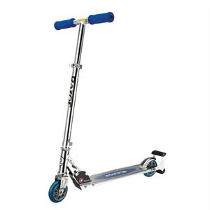 Razor Spark Scooter Kids Ride-On Action Sports Bike - Blue: Click to enlarge image!