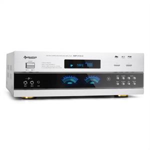 Auna AMP-5100 5.1 Surround Sound Receiver 1200W Amplifier: Click to enlarge image!