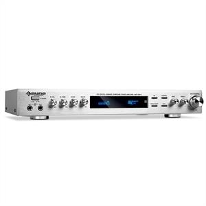 Auna AMP-2580 Home Hifi  Surround Amplifier 400W: Click to enlarge image!