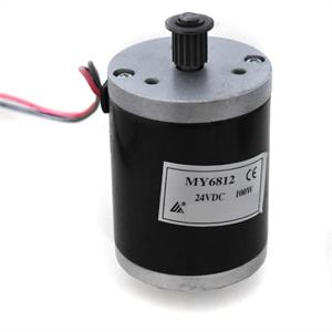 Replacement Motor for Electric Scooter 100W V6 Series: Click to enlarge image!