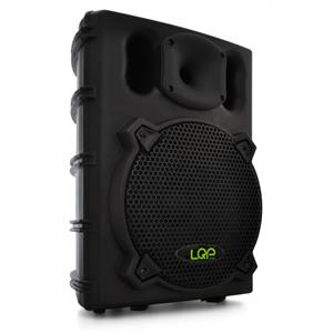 "LQP Active DJ PA Speaker 200W 8"" USB MP3 - ABS Housing: Click to enlarge image!"