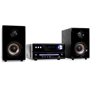 Dual DVD-MS 110 DVD Stereo System w. USB-MP3 Ripping Option: Click to enlarge image!