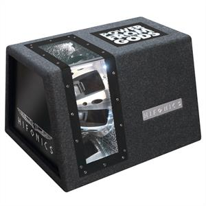 "Hifonics ZR10- BPi Car Subwoofer - 800W 10"" LED Effects: Click to enlarge image!"