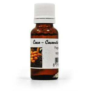 Smoke/Fog Machine Aroma Oil 20ml - Coconut Fragrance: Click to enlarge image!