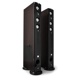 Koda D92F 5-Way Hifi Tower Home Theater Speakers: Click to enlarge image!