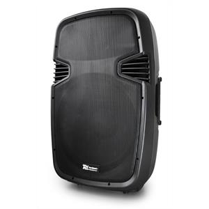 Power Dynamics 15&amp;quot; Active PA Speaker 600w Max - ABS Housing: Click to enlarge image!
