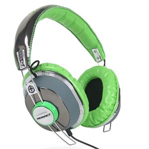 Aerial7 Chopper2 Hype Design DJ Pro Audio Headphones: Click to enlarge image!