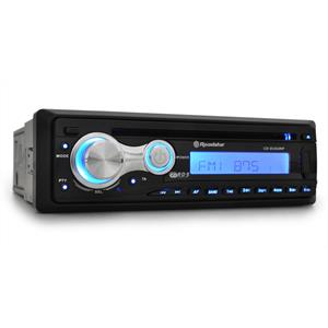 Roadstar CD-810UMP Car Stereo FM RDS Radio CD MP3 Player USB: Click to enlarge image!