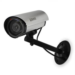 DuraMaxx Cerberus Medicare Dummy Outdoor Surveillance Camera: Click to enlarge image!