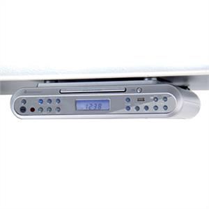 Soundmaster UR-2150USB Under-Cabinet Kitchen Radio MP3 &amp; CD : Click to enlarge image!
