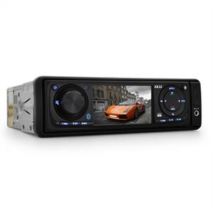 Akai ACAD30DB Car Multi-Media System 3&amp;quot; Display DVD player: Click to enlarge image!