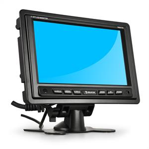 "Car LCD TFT Display Screen 7"" Inch Monitor - VGA/Phono Video: Click to enlarge image!"