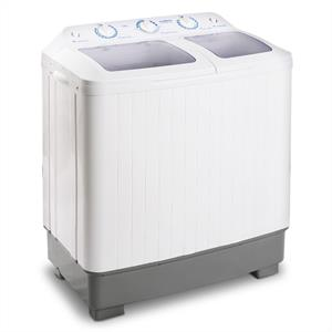 Klarstein MNW-DB4 Camping Washing Machine 380W 5.8kg: Click to enlarge image!