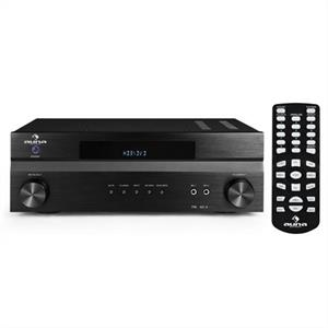 Auna AV2-H388 HDMI Amplifier Surround Sound Receiver -1200W: Click to enlarge image!