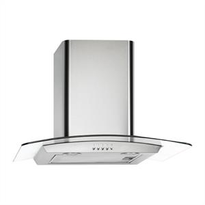 Bomann DU-624 Stainless Steel Fan Extractor Cooker Hood: Click to enlarge image!