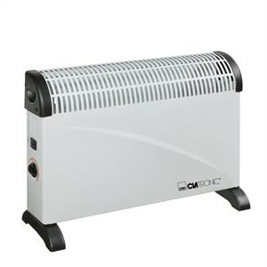 Clatronic KH-3077 Convection Heater 2000W Wall-Mountable: Click to enlarge image!