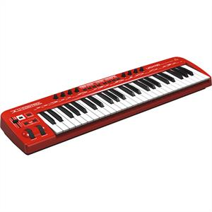 Behringer U-CONTROL UMX490 USB MIDI Keyboard 49-Key: Click to enlarge image!