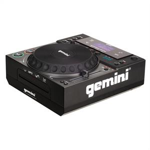 Gemini CDJ-210 DJ CD Player MP3 Scratch Pitch Cue Effects: Click to enlarge image!