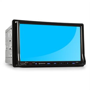"Auna Car DVD Player 7"" TFT Touchscreen LCD Display: Click to enlarge image!"