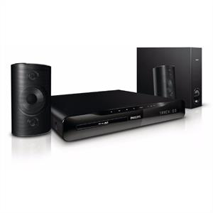 Philips HTS-3561 Blu-Ray Player 2.1 Surround Sound Speakers: Click to enlarge image!