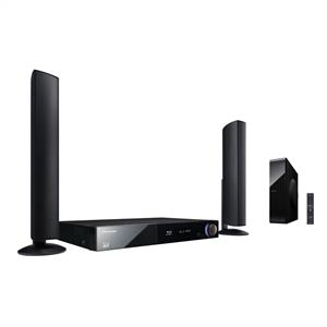 Pioneer BCS-FS515 2.1 Blu-Ray Home Cinema System Speakers: Click to enlarge image!