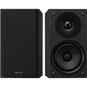 Pioneer S-HM50 HiFi Speakers Magnetically Shielded 100W RMS: Click to enlarge image!