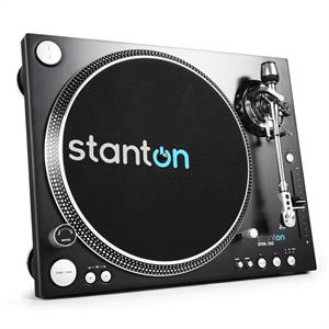 Stanton STR8.150 DJ Turntable High-Torque Deck: Click to enlarge image!