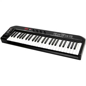 Chord MU49 USB MIDI Keyboard 49 Keys 2 x Pedal-In: Click to enlarge image!