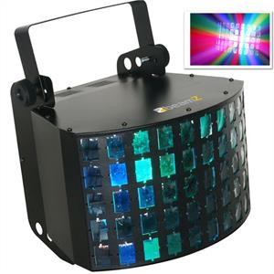 Beamz Multi Dekker LED Pro LED Light Effect DMX RGB: Click to enlarge image!
