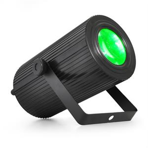 Ibiza LCM002 Moonflower Effect LED Light RGB: Click to enlarge image!