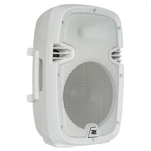 Power Dynamics PDE-8A DJ PA 8&amp;quot; Passive Speaker 200W -White: Click to enlarge image!
