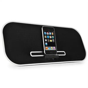 Sigmatek eTiger HF-IPS142 iPod iPad Docking Station Speaker: Click to enlarge image!