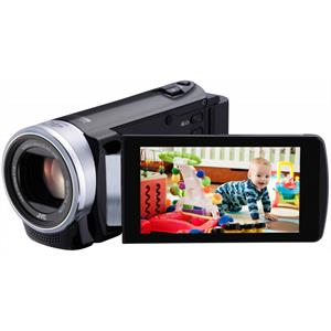 JVC GZ-E200BEU Full HD Camcorder Digital Video Camera SD USB HDMI: Click to enlarge image!