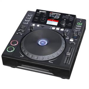 Gemini CDJ-700 DJ Media Player Touchscreen USB MIDI: Click to enlarge image!