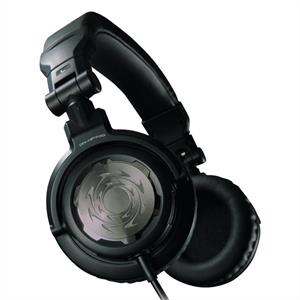 Denon DN HP 700 Portable Audio Foldable DJ Headphones: Click to enlarge image!
