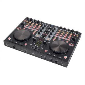 Stanton DJC.4 Digital DJ Controller with4-Channel Sound Card: Click to enlarge image!
