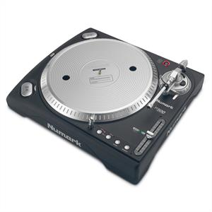 Numark TT-500 DJ Turntable High-Torque Direct Drive: Click to enlarge image!